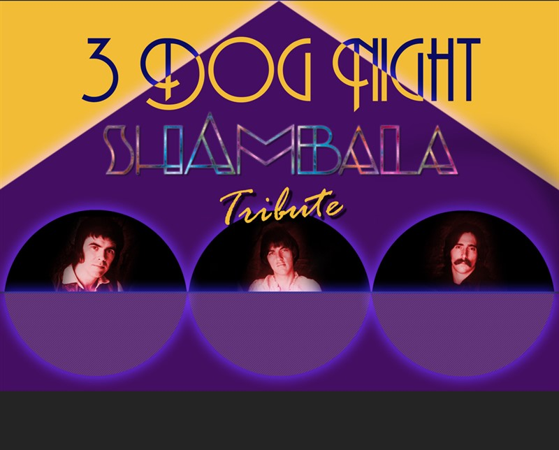 Get Information and buy tickets to 3 Dog Night SHANBALA on God and Country Theaters