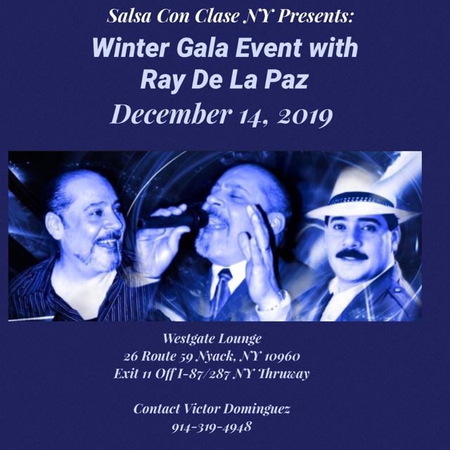 Winter Gala With Ray De La Paz