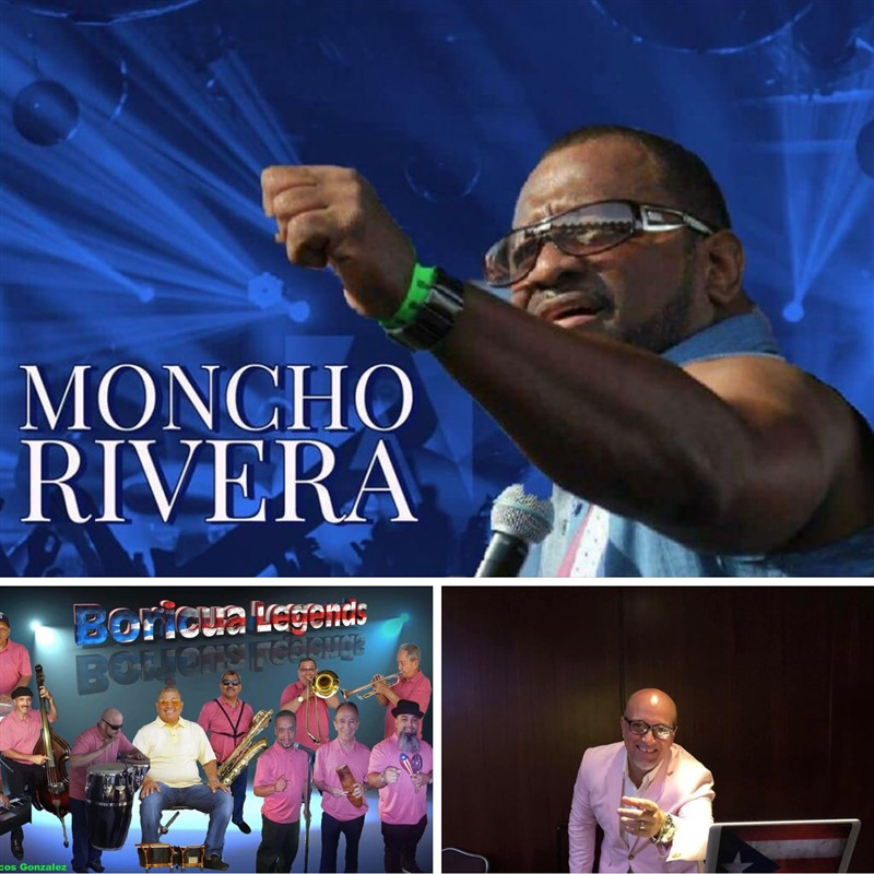 Holiday Celebration with Moncho Rivera