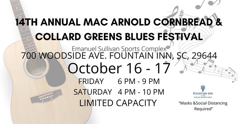 Mac Arnold Festival