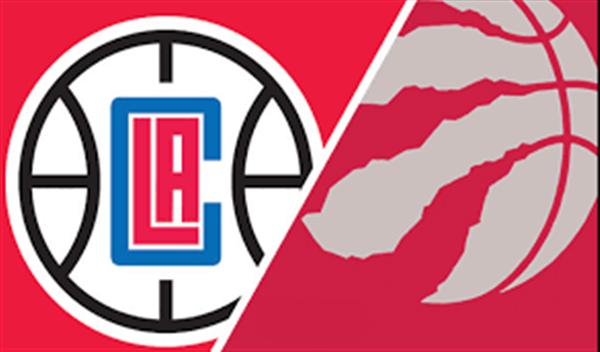 L.A Clippers @ Toronto  Raptors