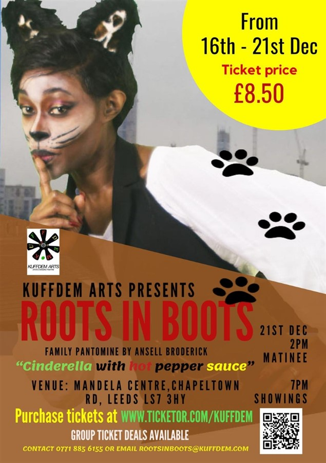 ROOTS IN BOOTS