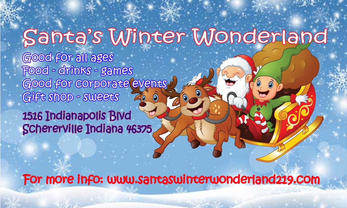 Santa's Winter Wonderland December 5, 2019 on Feb 02, 00:00@Santa's Winter Wonderland - Buy tickets and Get information on www.santaswinterwonderland219.com