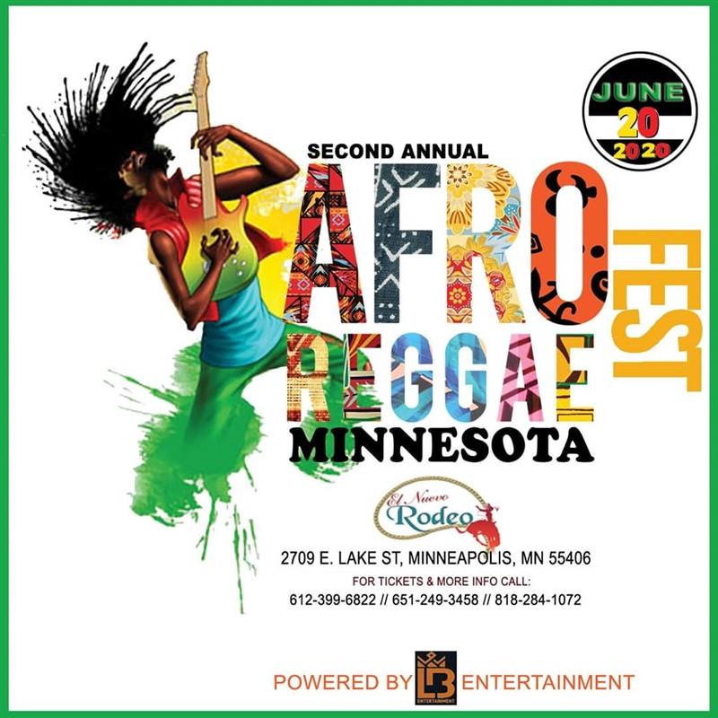 Afro Reggae Fest, Minnesota
