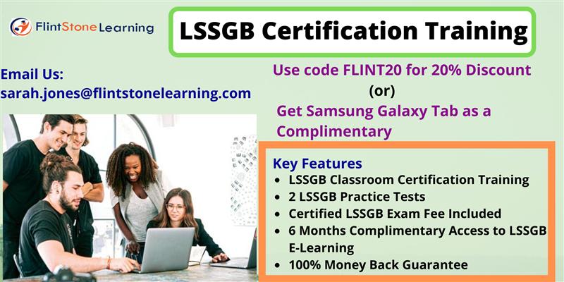 LSSGB Classroom Training in Austin, TX