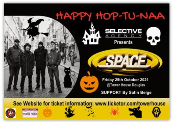 Tower House Experience 90's indie icons 'Space'(early Bird) on Jan 01, 19:30@Tower House - Buy tickets and Get information on Tower House Experience