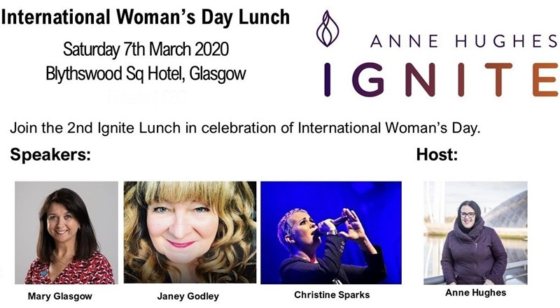 International Woman's Day Lunch