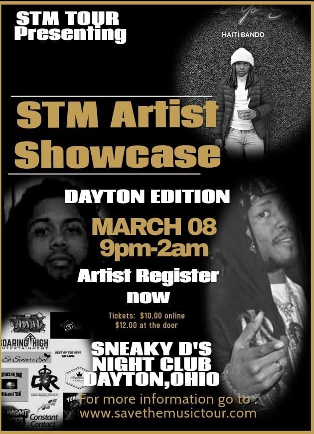 STM Showcase Dayton Edition