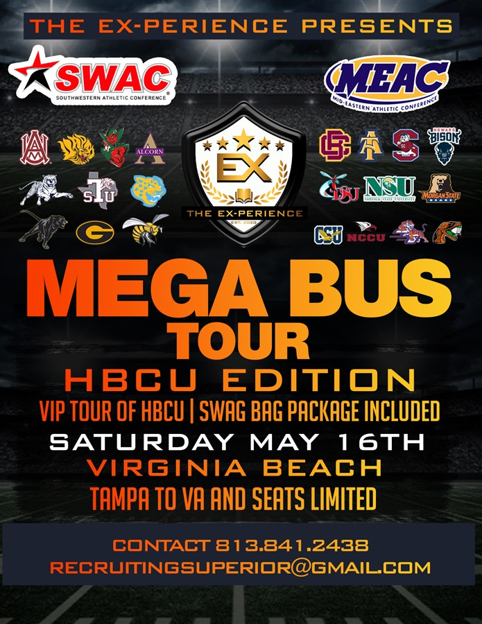 MEGA BUS TOUR