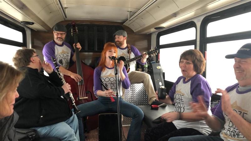 Boozy Bus Tour 2020
