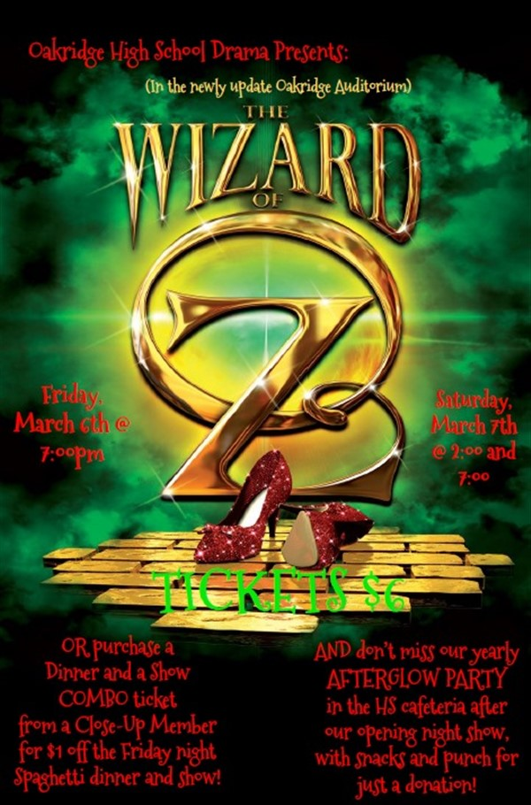OHS Spring Musical: