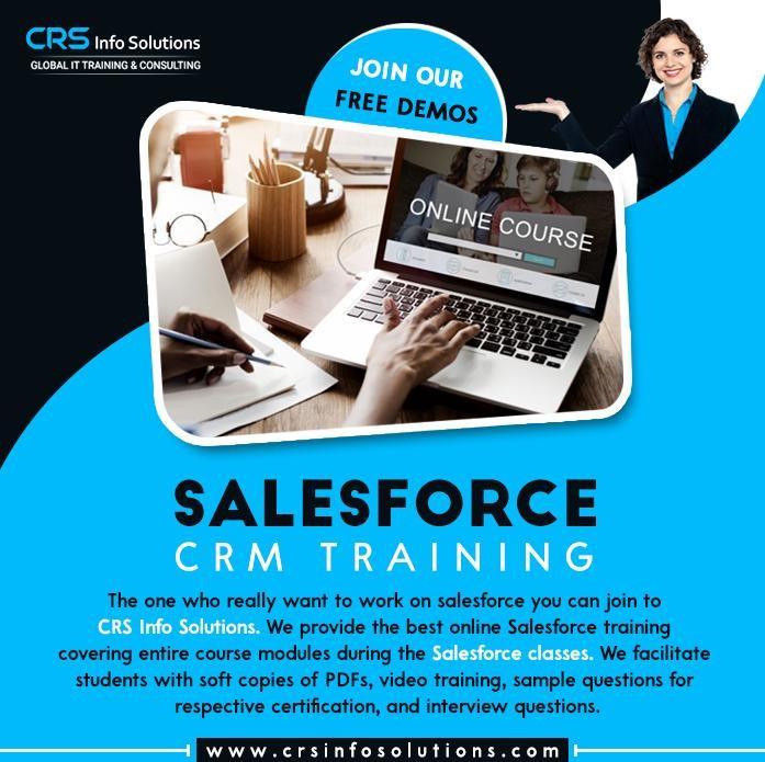 Salsforce training in Delhi