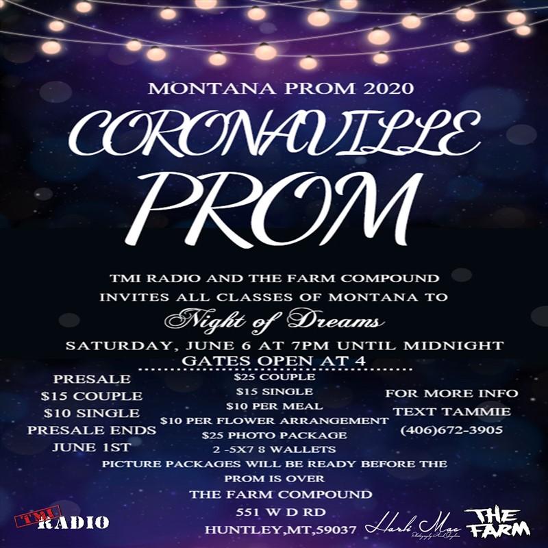 Coronaville Prom