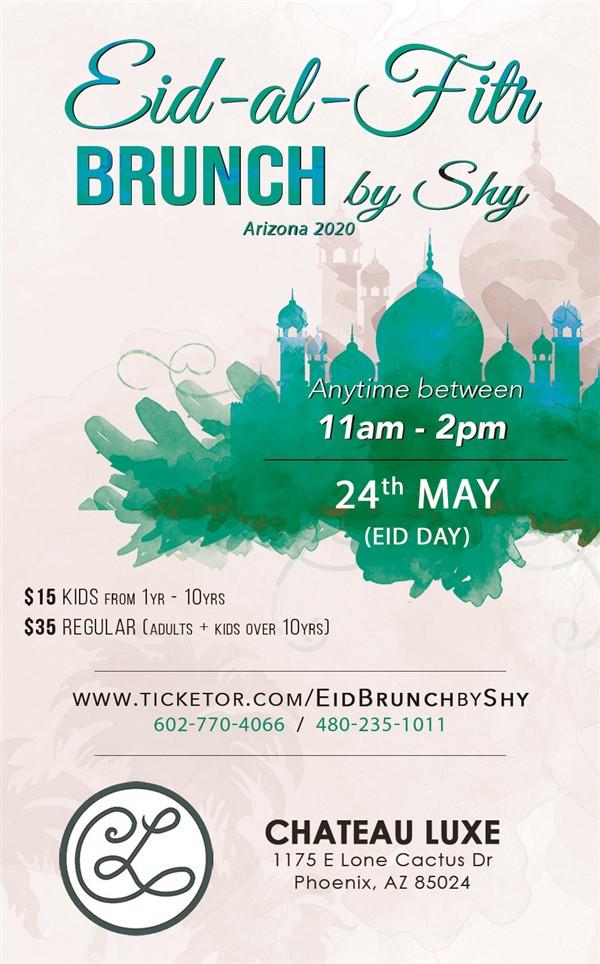 Eid Brunch by Shy
