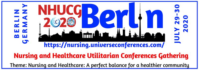 Nursing and Healthcare Utilitarian Conferences Gathering