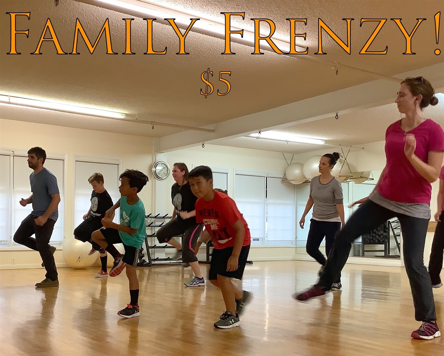 Family Frenzy! presented by Beathunter Dance on Sep 02, 00:00@FFX Theater - Buy tickets and Get information on Family Fun Xperience