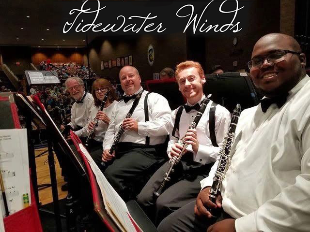 Tidewater Winds Ensemble Free Public Concert on Sep 23, 19:00@FFX Theatre - Pick a seat, Buy tickets and Get information on Family Fun Xperience tickets.ffxshow.org