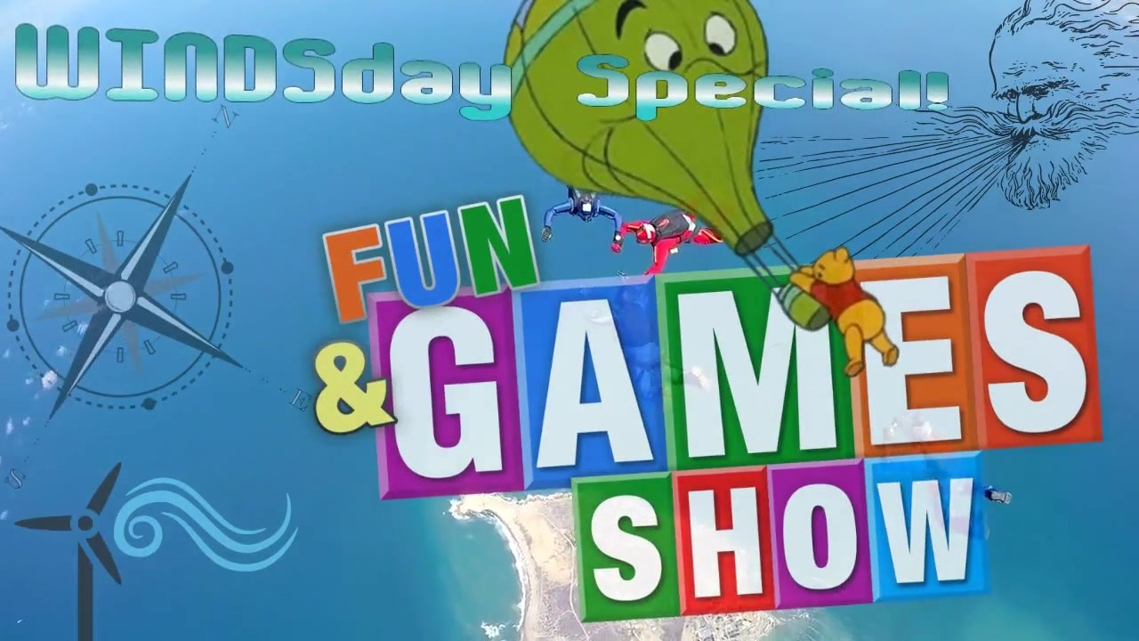 WINDSday Special FUN-n-GAMES SHOW! Interactive live audience xperience! on Sep 22, 19:00@FFX Theatre - Buy tickets and Get information on Family Fun Xperience tickets.ffxshow.org