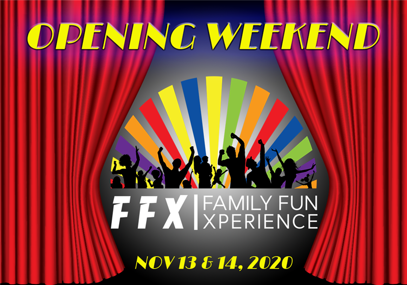 Get Information and buy tickets to Family Fun Xperience Grand Opening! on Family Fun Xperience