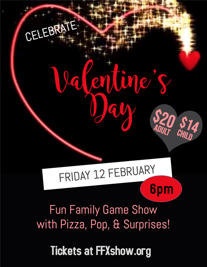 Get Information and buy tickets to Epic Family Date Night Show Familytines Fun & Games for Valentine