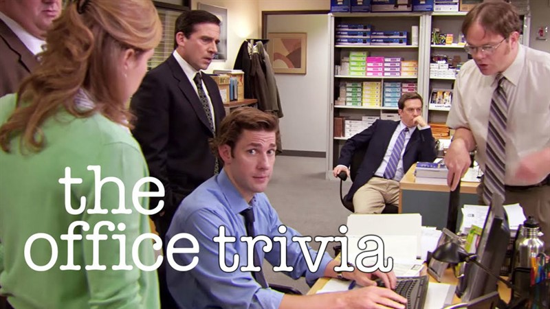 "Get Information and buy tickets to FAMILY & FRIENDS PIZZA & TRIVIA ""The Office"" - brought to you by a partnership between Dunder Mifflin and Beach Trivia on Family Fun Xperience"