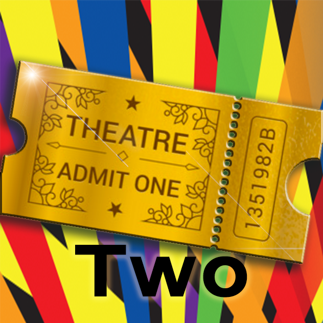 4-Ever Ticket: Family of 2