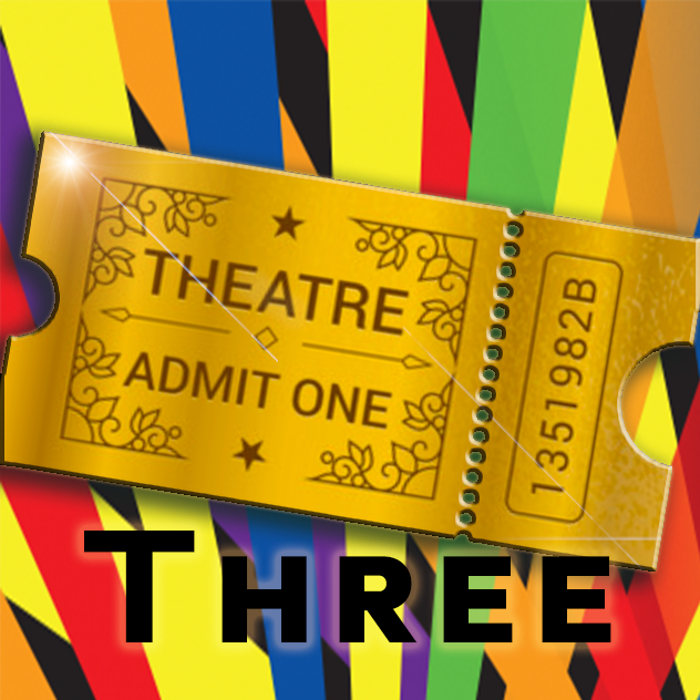 4-Ever Ticket: Family of 3