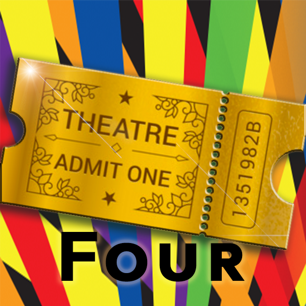4-Ever Ticket: Family of 4