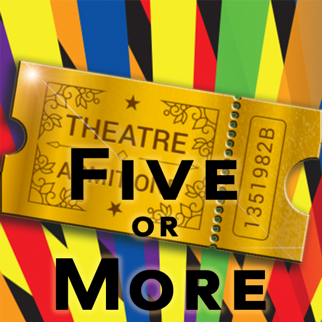 4-Ever Ticket: Family of 5
