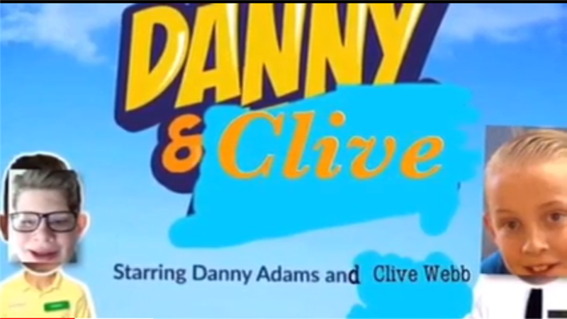 Danny and Clive