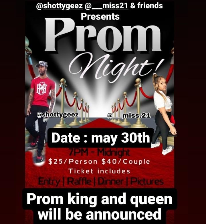 Philly prom night 2020