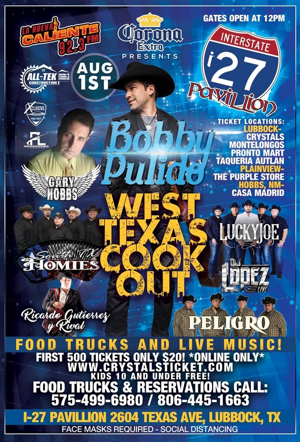 West Texas Cook Out (Bobby Pulido, Roberto Pulido