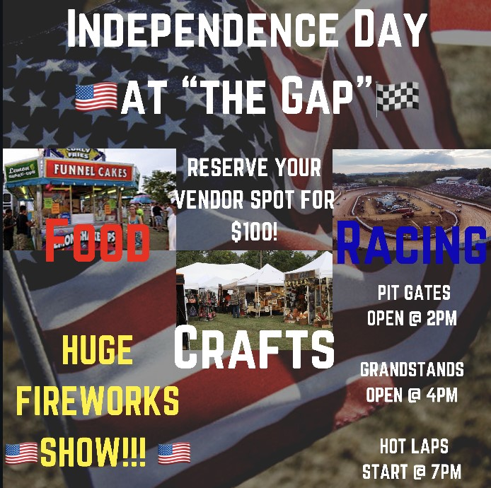 "Independence Day @ ""The Gap"""
