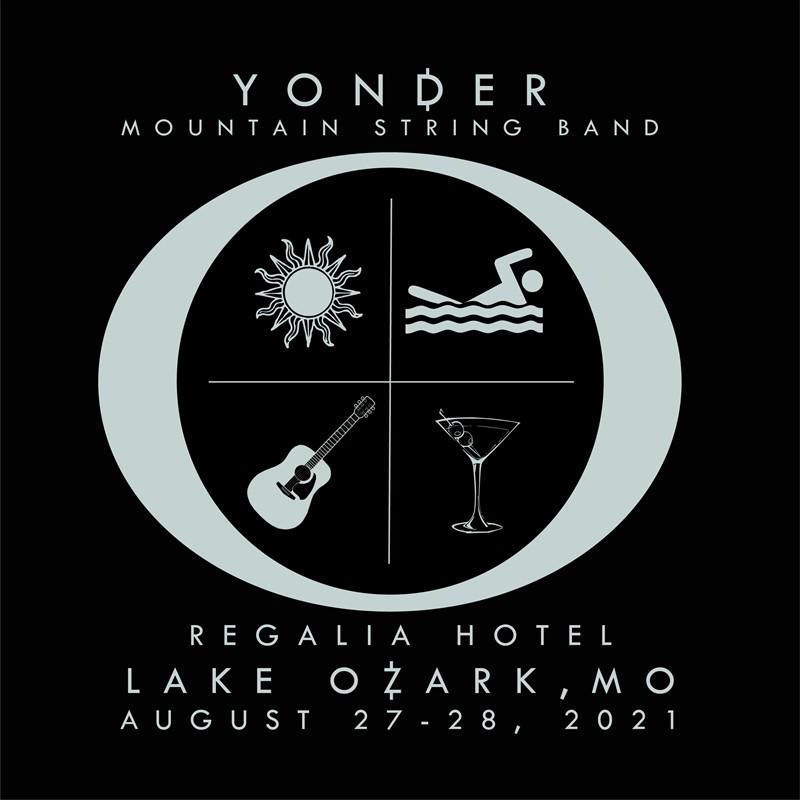 Get Information and buy tickets to YONDER MOUNTAIN STRING BAND WEEKEND  on theregaliahotel.com