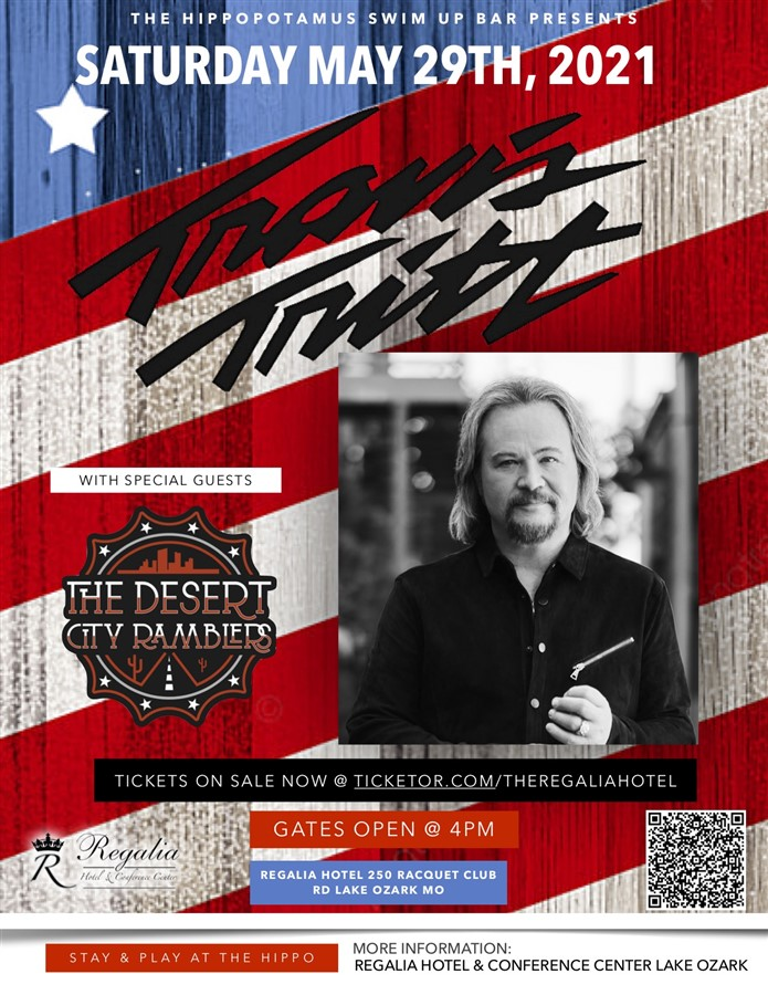 Get Information and buy tickets to Travis Tritt  on theregaliahotel.com