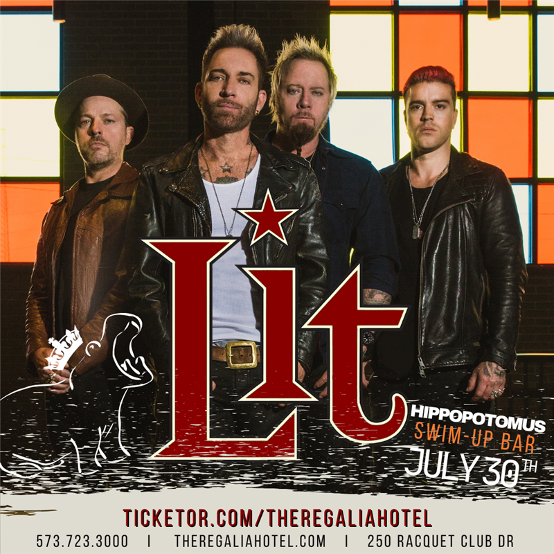 Get Information and buy tickets to LIT  on theregaliahotel.com