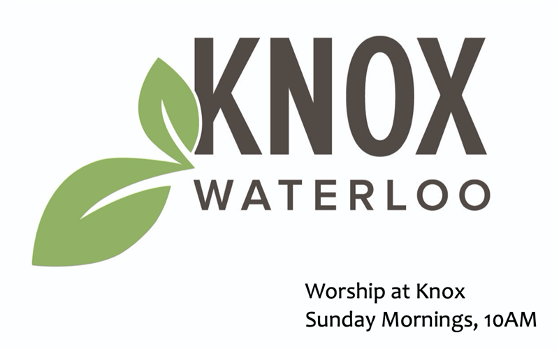 Get Information and buy tickets to Worship at Knox Sunday, November 1, 2020 on knoxwaterloo.ca