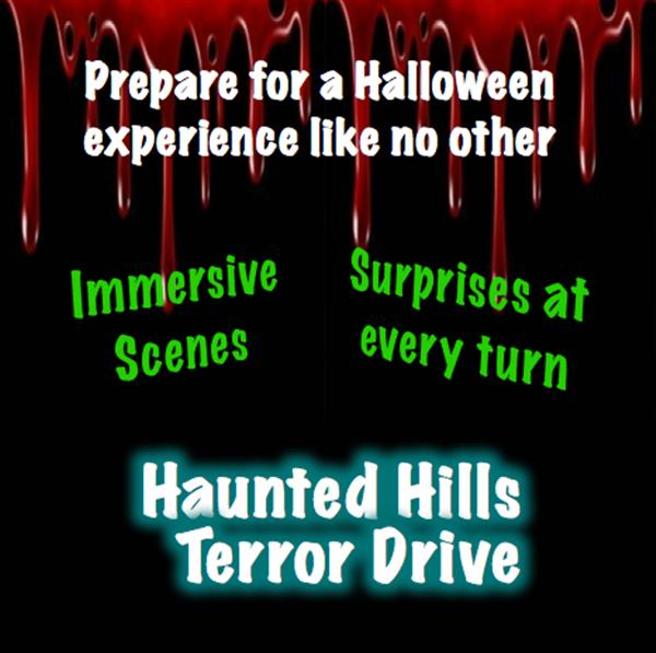 Haunted Hills Terror Drive