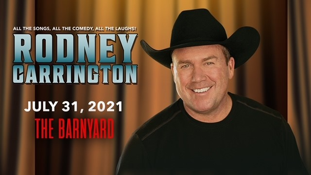 Get Information and buy tickets to Rodney Carrington with Jon Reep  on The Barnyard