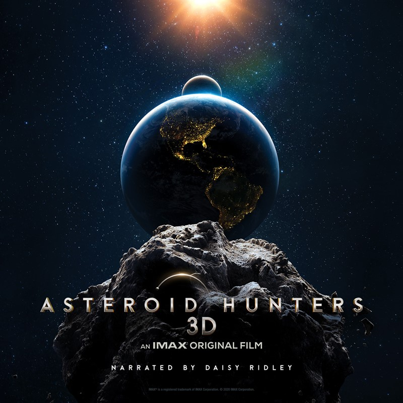 Get Information and buy tickets to IMAX - Asteroid Hunters 3D Documentary on worldgolfimax.com