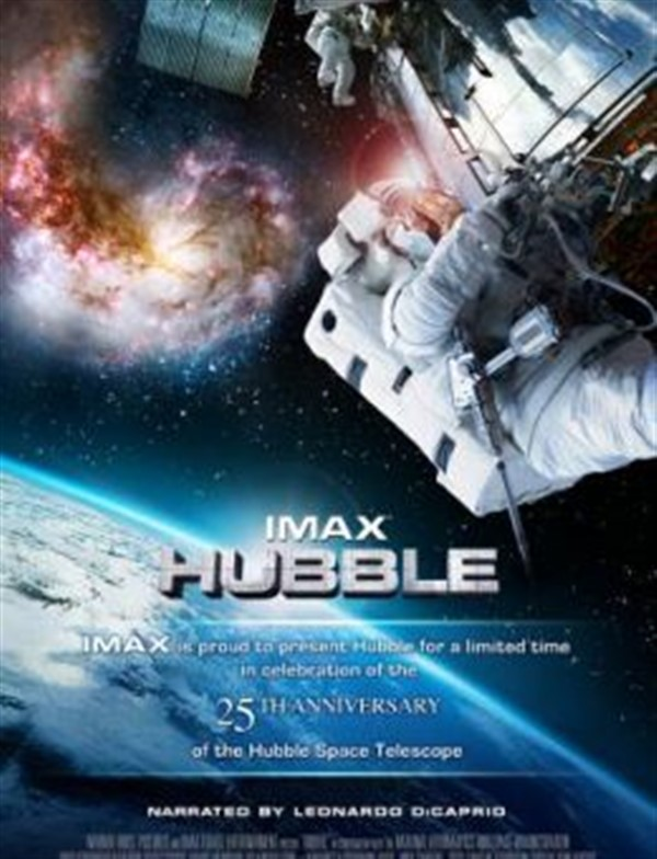 Get Information and buy tickets to IMAX - Hubble 3D Documentary on worldgolfimax.com