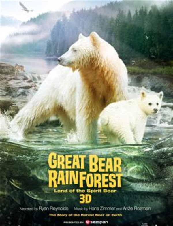 IMAX - Great Bear Rainforest 3D