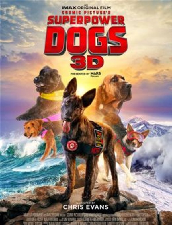IMAX - Superpower Dogs 3D