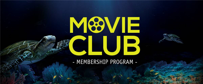 Get Information and buy tickets to Movie Club Membership  on worldgolfimax.com