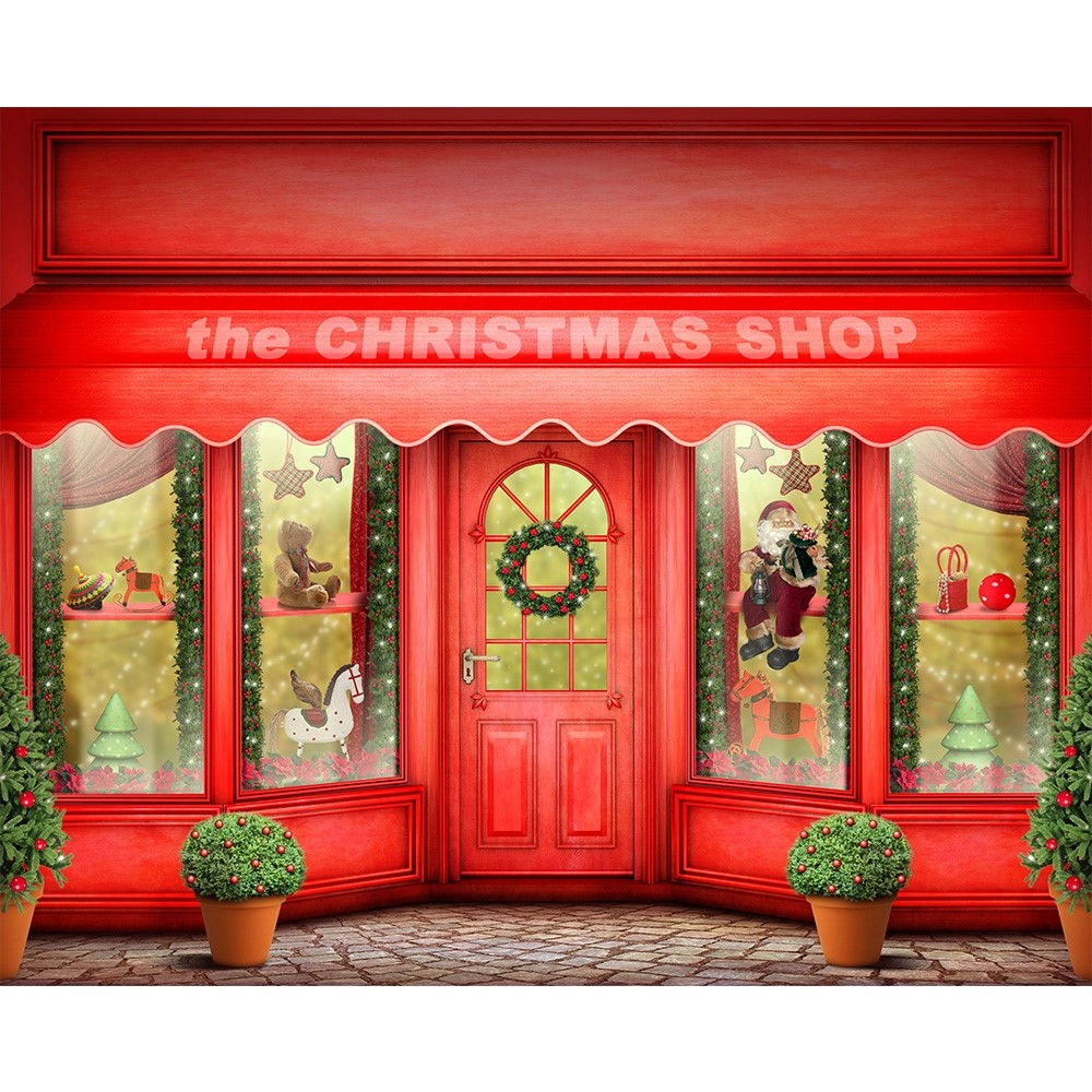 The Christmas Toyshop image