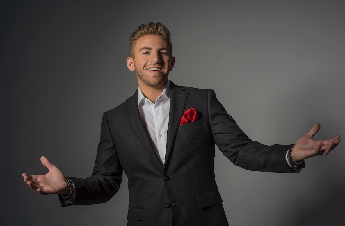 An Evening With Chris Ruggiero  on Sep 18, 19:30@Yorktown Stage - Pick a seat, Buy tickets and Get information on Yorktown Stage