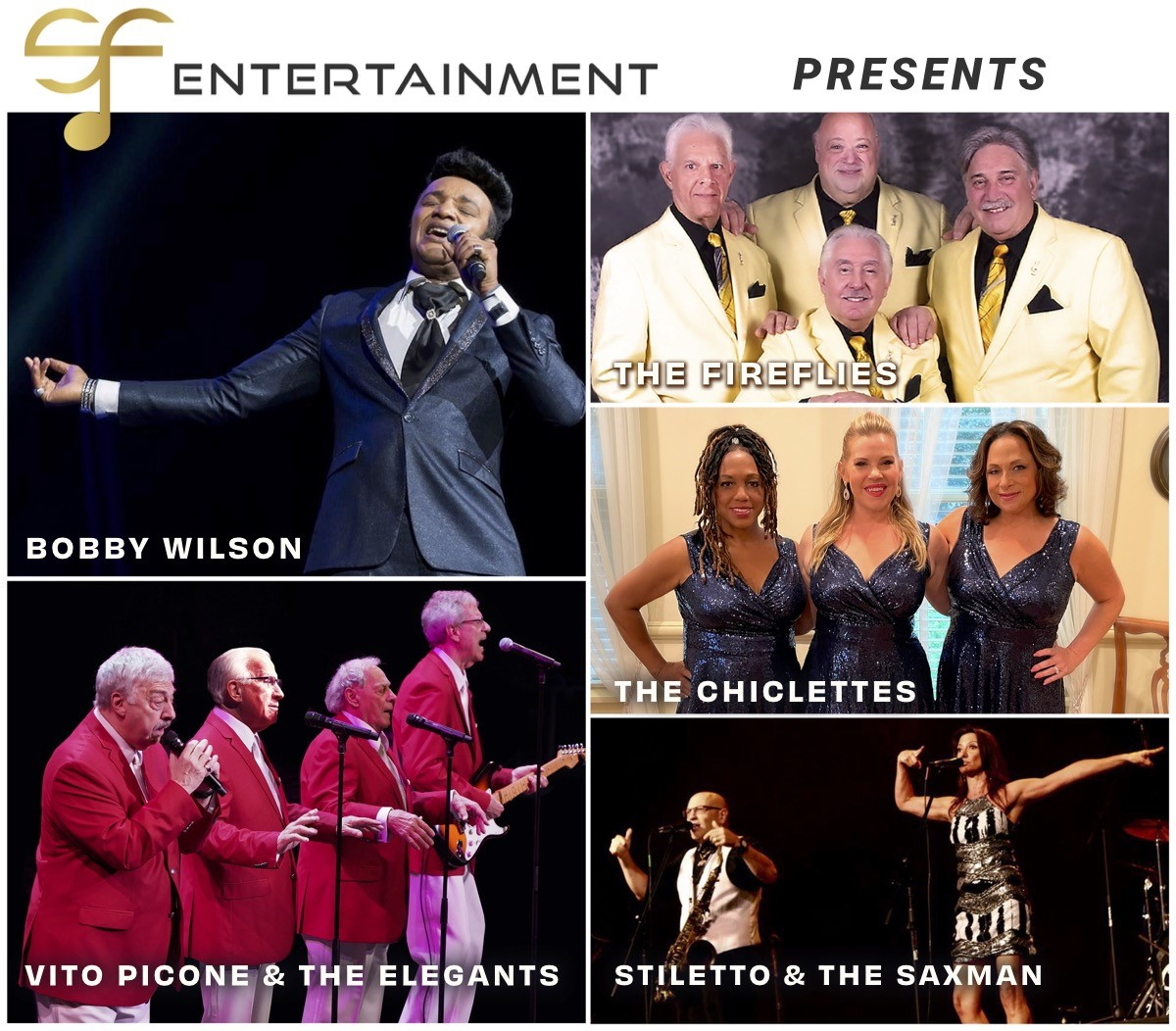 An Evening of Rock and Doowop  on Oct 09, 19:30@Yorktown Stage - Pick a seat, Buy tickets and Get information on Yorktown Stage
