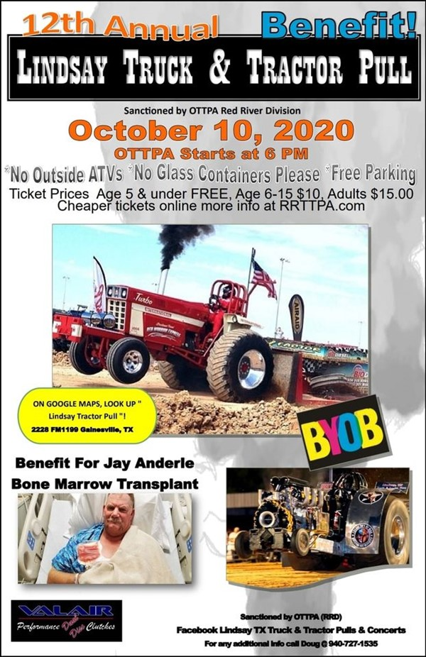 Lindsay Truck & Tractor Pull