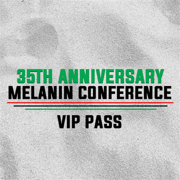 35th Anniversary Melanin Conference image