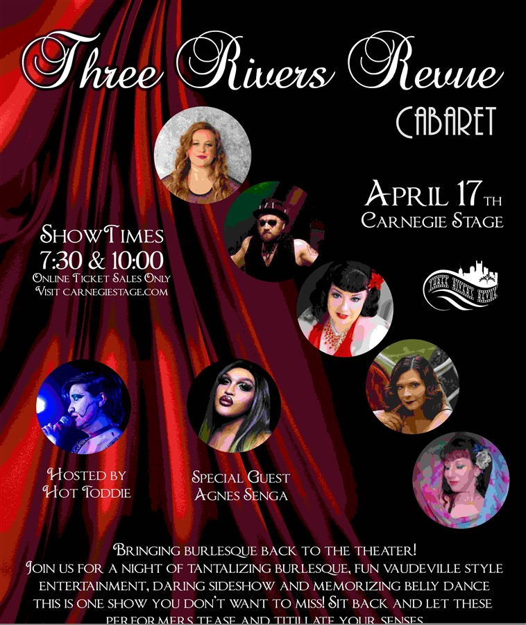 Three Rivers Revue - PayPerView
